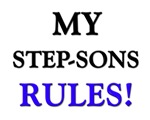 My STEP-SONS Rules!