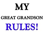 My GREAT GRANDSON Rules!