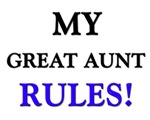 My GREAT AUNT Rules!