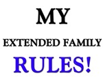 My EXTENDED FAMILY Rules!