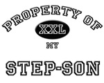 Property of my STEP-SON