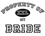 Property of my BRIDE