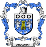 O'HOLOHAN Coat of Arms