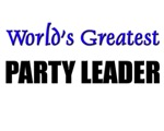 Worlds Greatest PARTY LEADER