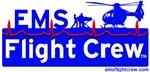 EMS Flight Crew (same image front & back)