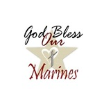 God Bless Marines