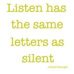 Silent/Listen