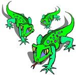 Stalking Lizards