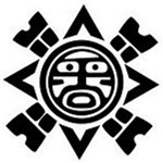 Black Haida Sun God