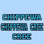 Chipewa, Cree, and Chipewa-Cree