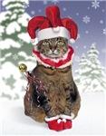 Jester Cat Christmas Cards