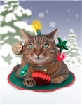 Cat-mas Tree Christmas Cards