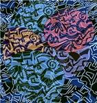 Rainbow Mesa Maze
