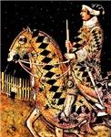 COMMANDER ON HORSEBACK