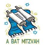 BAT MITZVAH: A BAT MITZVAH