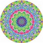 Pastel Mandala