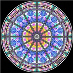 Ferris Wheel Mandala