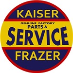 Vintage Kaiser signs