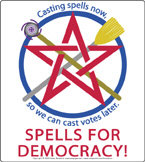 Spells for Democracy!