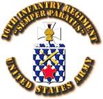 COA - Infantry - 16th Infantry Regiment