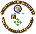 COA - Infantry - 47th Infantry Regiment