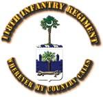 COA - Infantry -118th Infantry Regiment