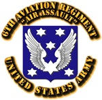 COA - 6th Aviation Regiment
