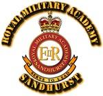 UK - RMA Sandhurst  w txt
