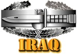 Army - Combat Action Badge - Iraq