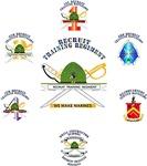 USMC - Recruit Tng Regt - Regimental Bns