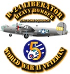 AAC - 22nd BG - 33rd BS - 5th Air Force