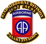 Army - Panama - 82nd Airbone Division