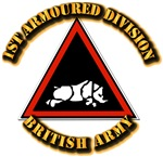 1st Armoured Division - UK