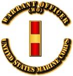 USMC - Warrant Officer - WO