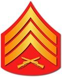 USMC - Sleeve - SGT - No Txt