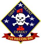 USMC - 1st Reconnaissance Bn
