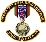 Operation Enduring Freedom - 10th Mtn Div