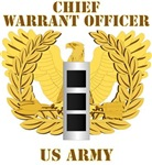 Emblem - Warrant Officer CW3 - 1