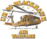 UH - 60 Blackhawk - Air Warfare