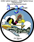 359th Fighter Squadron - 356th Fighter