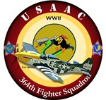 364th Fighter Squadron - P51 Mustang