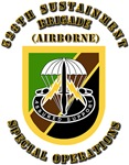 SOF -  528th Sustainment Brigade SO Abn - Flash