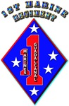 USMC - Regiment - 1st Marines