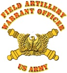 Artillery - Warrant Officer