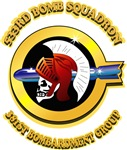 533RD BOMB SQUADRON