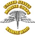 USMC - Marine HALO