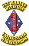 USMC - 1st Marine Division