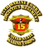 USMC - 15th Marine Combat Logistics Regiment