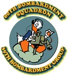 Army Air Corps - 60th BS - 39th Bombardment Group