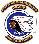 Army Air Corps - 345th Bomb Group